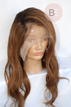 Warm Brown Wig
