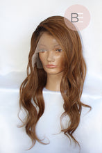 Light Brown Lace Front Wig