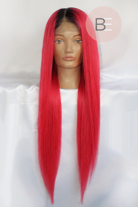 Red Hair Lace Wig