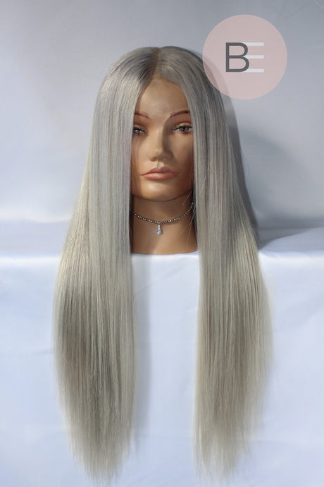 SOHO SILVER LACE FRONT WIG