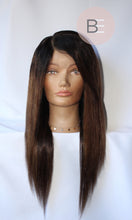 Brunette Full Lace Wig