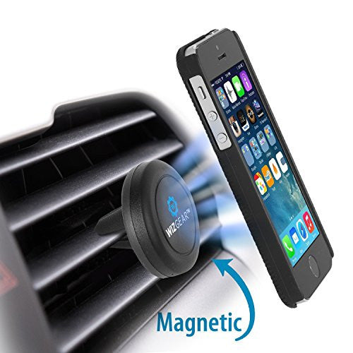 Universal Air Vent Magnetic Car mount for cell phones
