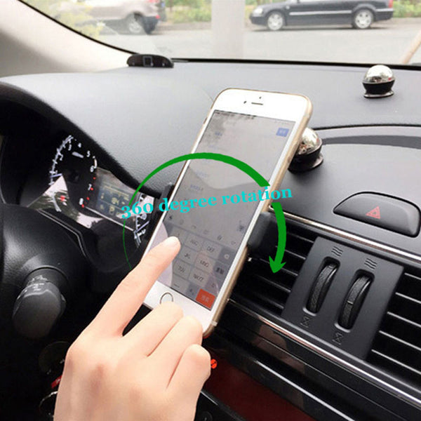 Car Phone Holder Universal Case For iPhones, Samsungs, Xiaomi, and more
