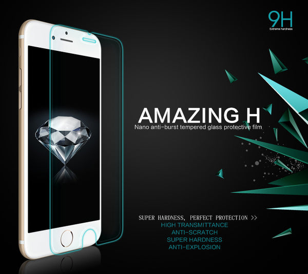 9H 0.26mm Tempered Glass Screen Protector For iPhones