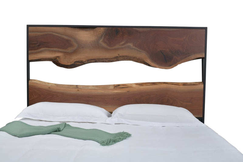 """Foothills"" Headboard And King Bed Frame"