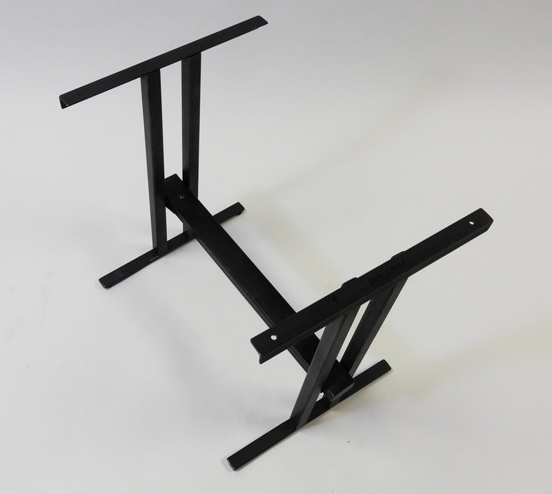 Buy Industrial Steel Base | For End Table | Hand Forged Steel Table Legs