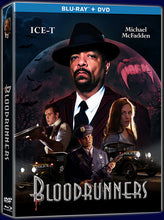Bloodrunners BluRay + DVD Combo Pack
