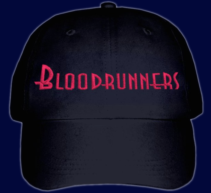 Bloodrunners Embroidered Hat