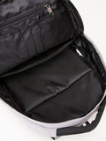 Men Two Tone Nylon Backpack