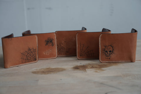 Tattooed wallet