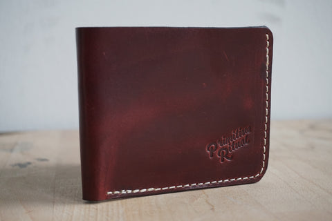 Five Pocket Bifold Wallet