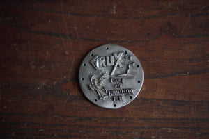 Crux - Keep on Running Badge