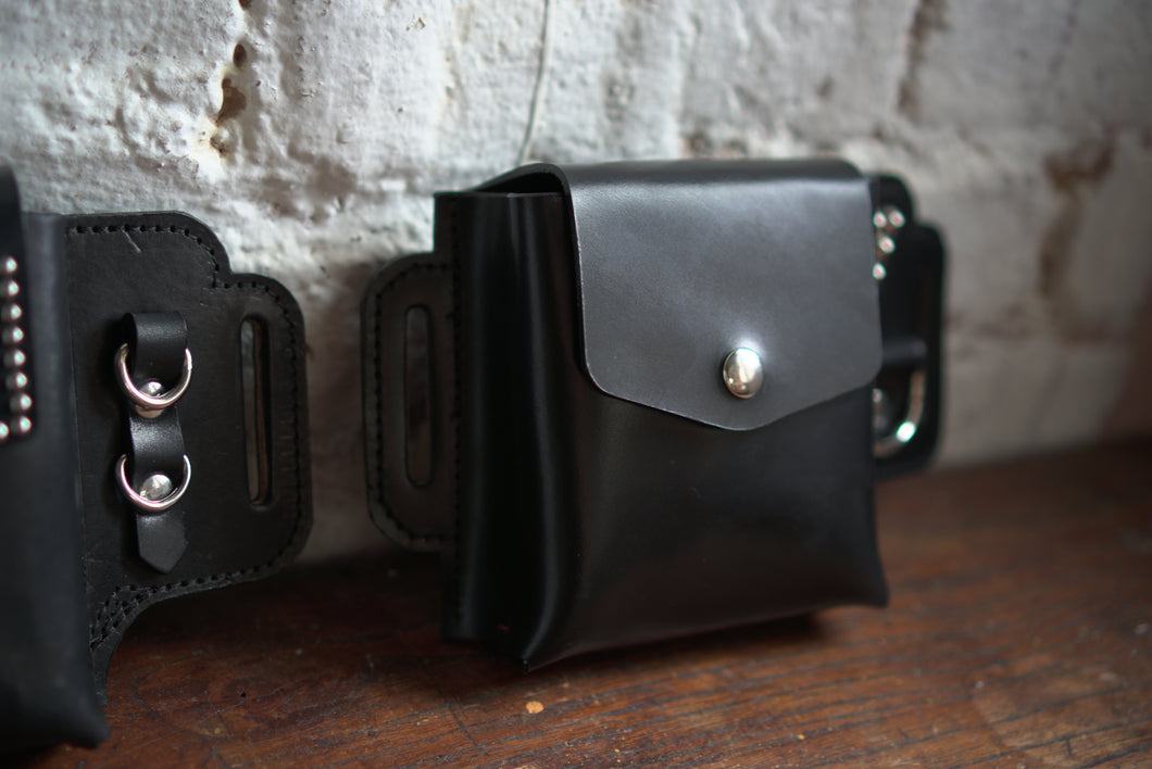 Leather Utility Pouch