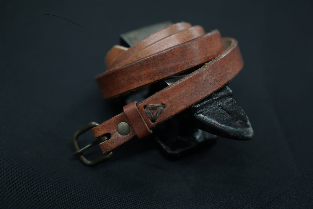 Natural Brown Belt