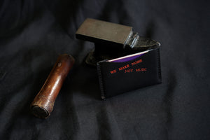Card Wallet - WE MAKE NOISE NOT MUSIC