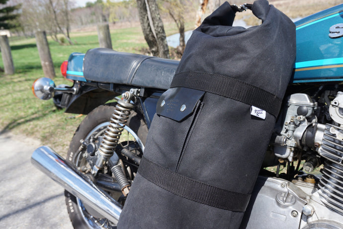 chopper sissy bar bag