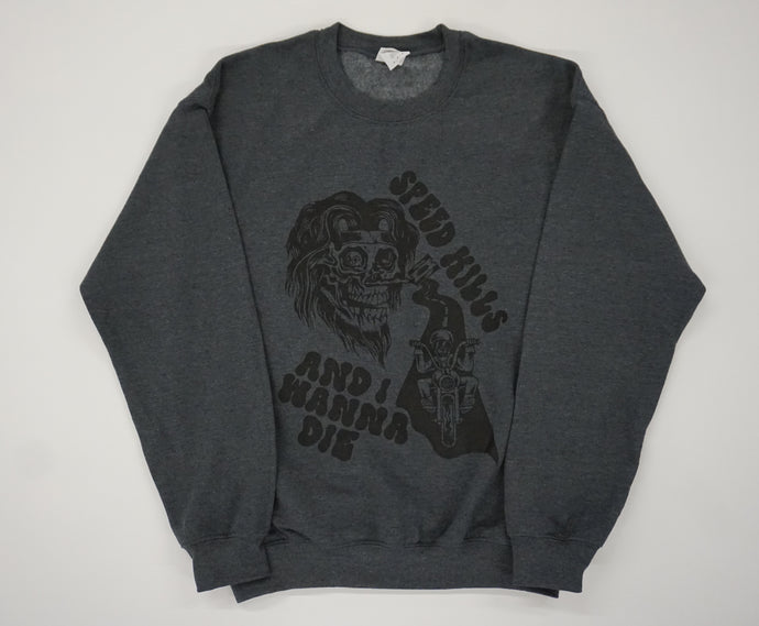 Chopper sweatshirt