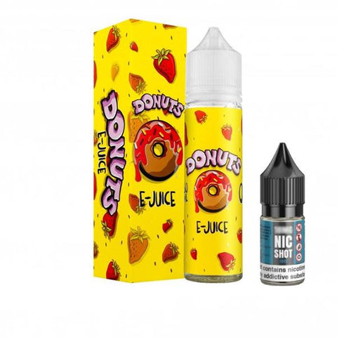 Donuts (50ml shortfills)