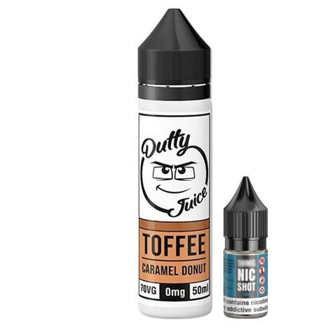 Dutty Juice (50ml shortfills)