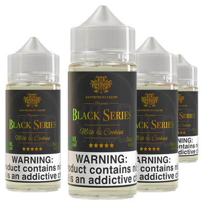 Kilo Black Series (100ml shortfills)