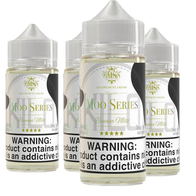 Kilo Moo Series (100ml shortfills)