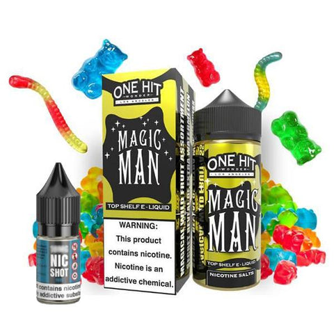 One Hit Wonder (50ml/100ml shortfills)