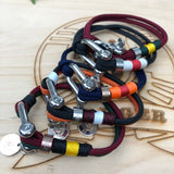 Nautical Flag Bracelets