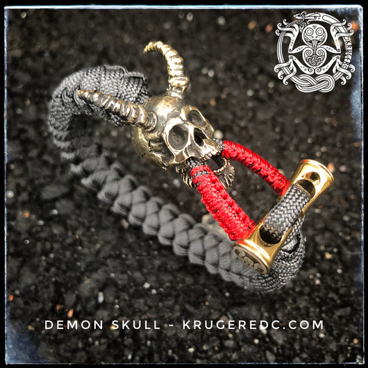 The Demon Skull bracelet