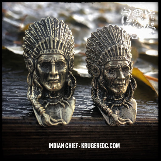 Indian Chief bead