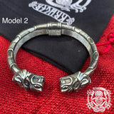 Viking Clan bracelets.