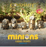 Covenant Minions collectible brass beads