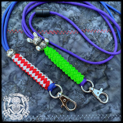 Beaded Neck lanyards