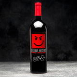 Have a Nice Day - Signature Edition Etched Wine