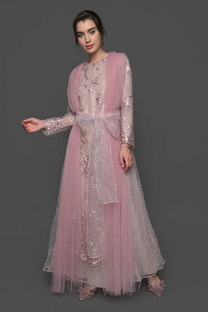 Radha Dress - Pink