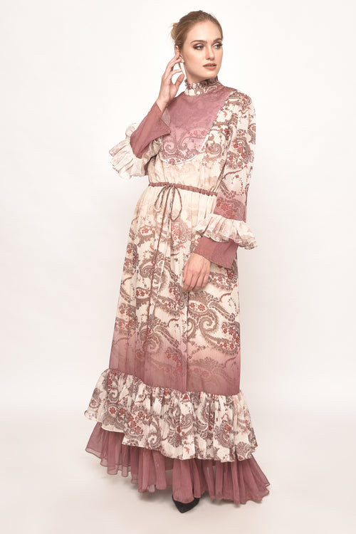 Jachinta Dress - Ready stock