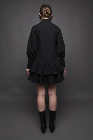 Camelia Shirt in Black