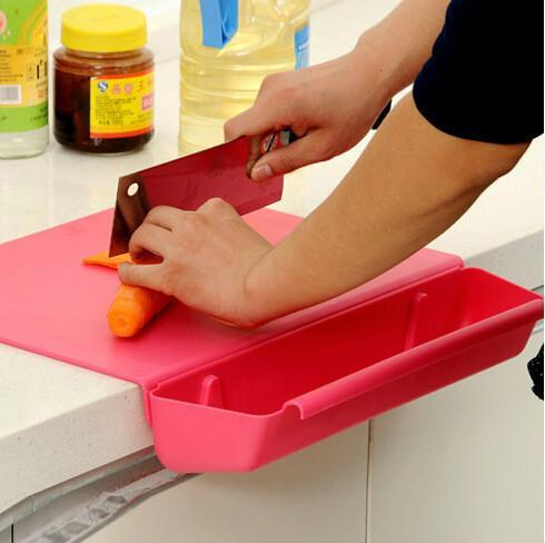 2 in 1 Cutting Board