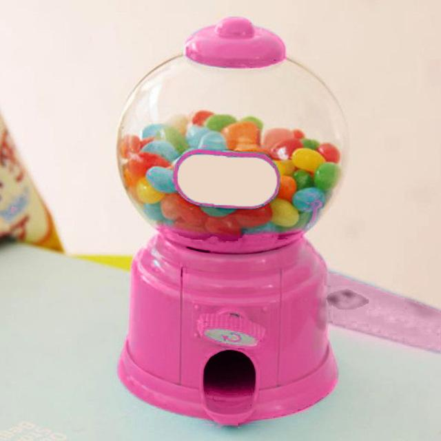 Mini Candy & Gum Ball Dispenser