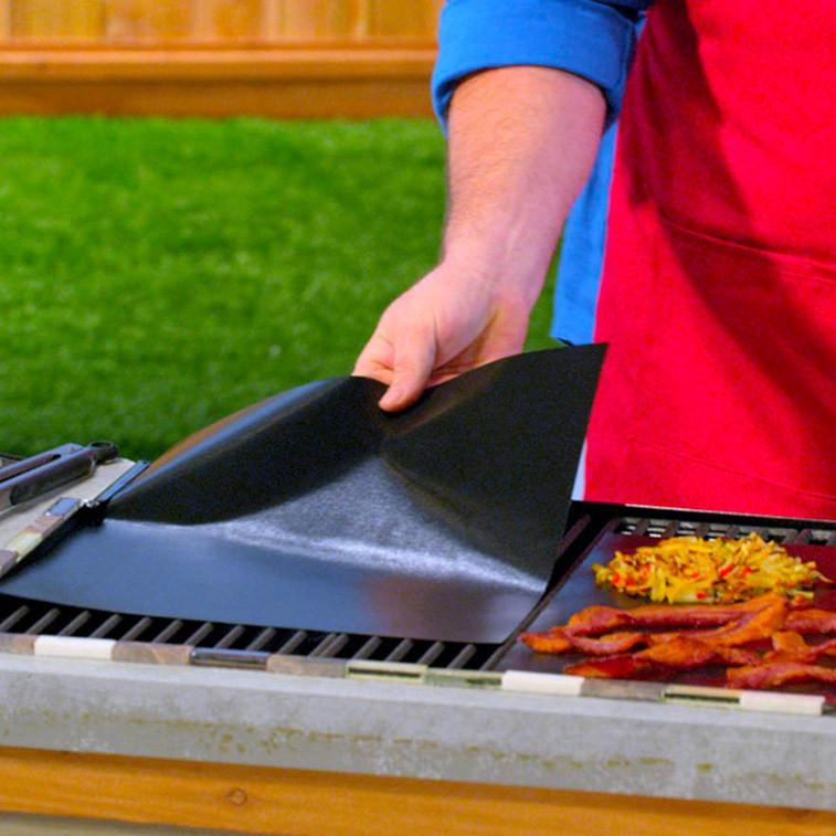 Reusable Smart Grill
