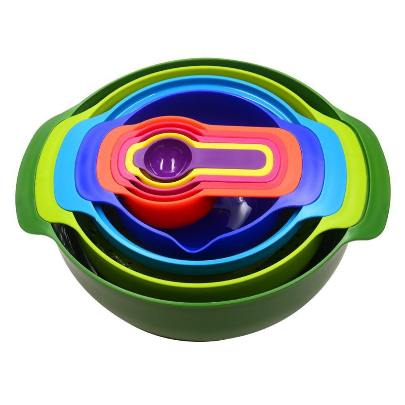 The Rainbow Bowl