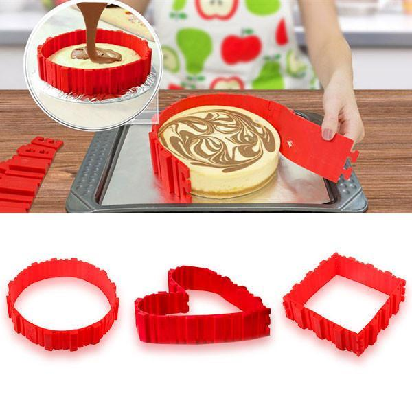 The Cake Mould Clevhouse