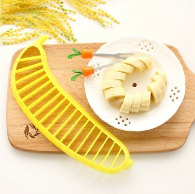 The Easy Banana Slicer