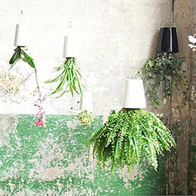 Upside Down Hanging Flower Pots