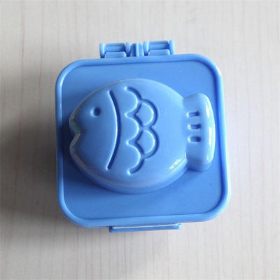 Boiled Egg Mold Cartoon Shapes
