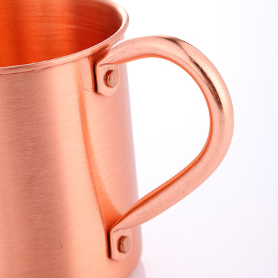 100% Copper Moscow Mule Mug 14oz