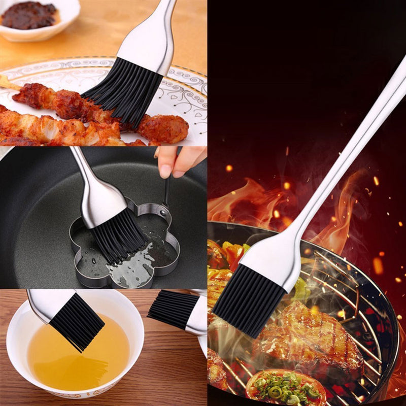 BBQ Stainless Steel Oil Brush
