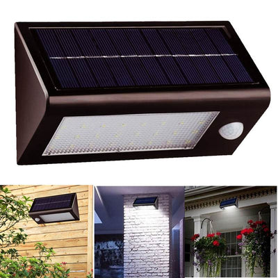 Super Bright Solar Powered Motion Sensor Light