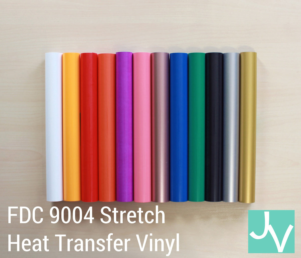 Stretch Heat Transfer Vinyl