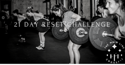 The Main Line CrossFit: 21 Day Reset Challenge-Member Registration