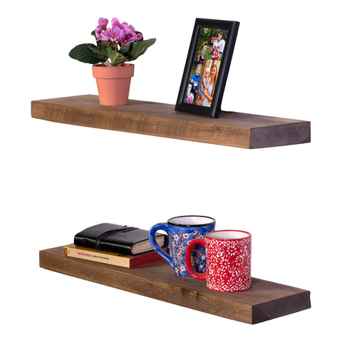 Basswood Shelves